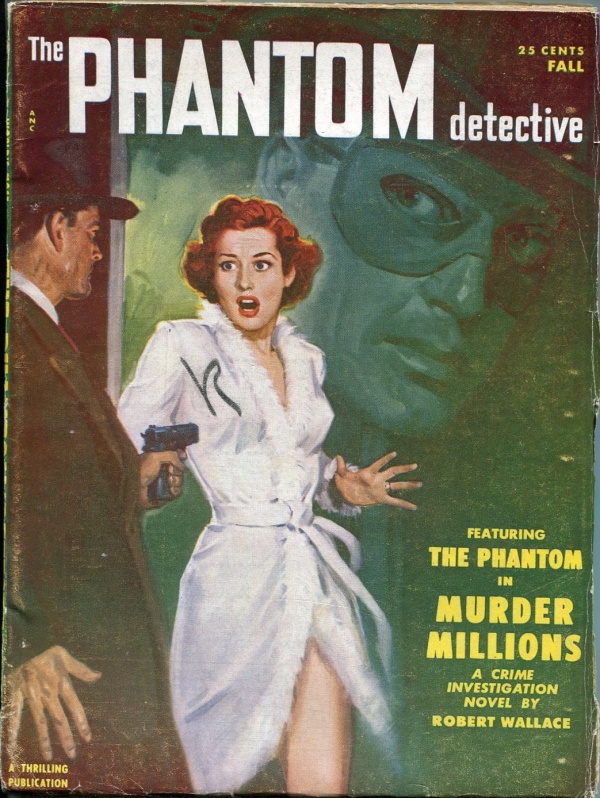 Phantom Detective Fall 1951