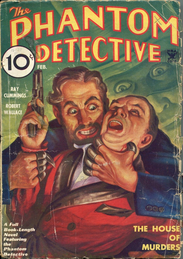 Phantom Detective February 1935