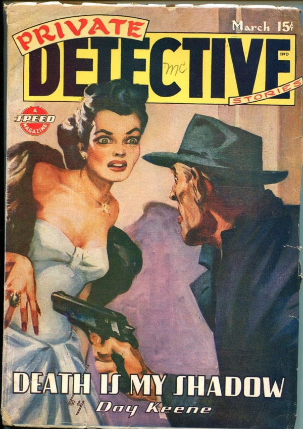 Private Detective Stories March 1946