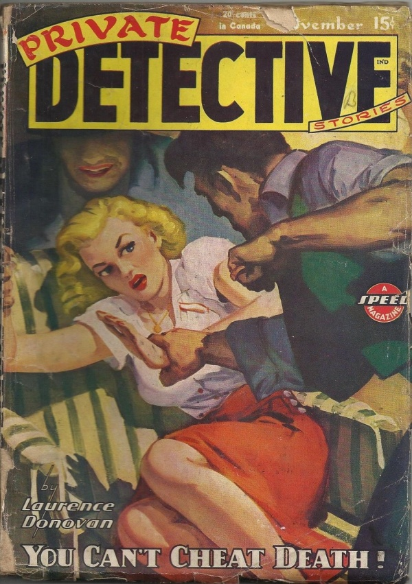 Private Detective Stories November 1945