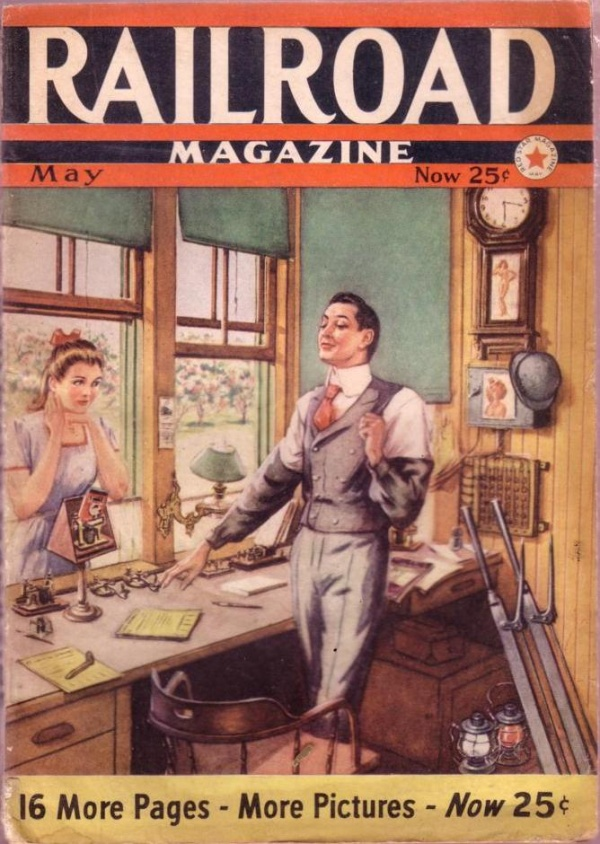 Railroad Magazine May 1942