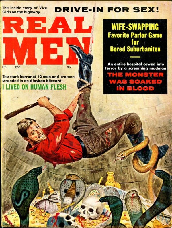Real Men February 1962