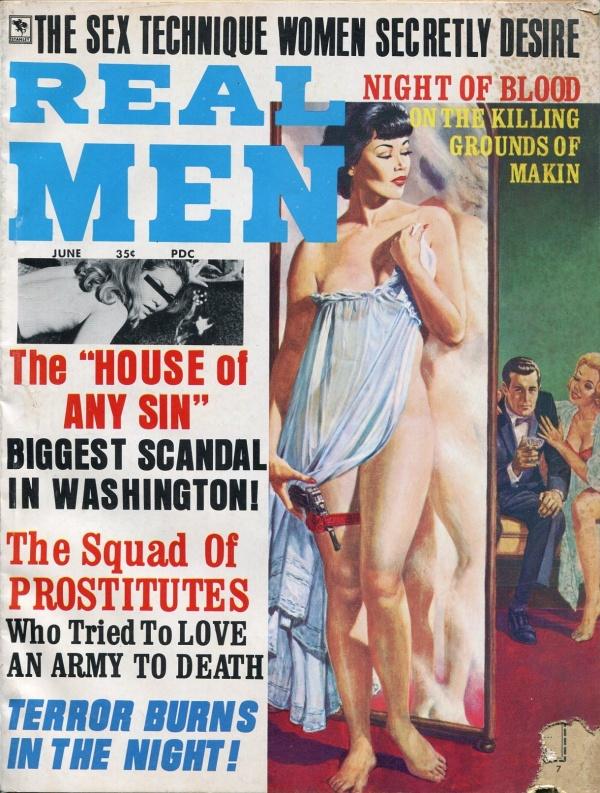 Real Men July 1966