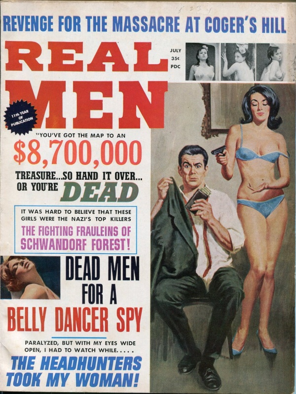 Real Men July 1966