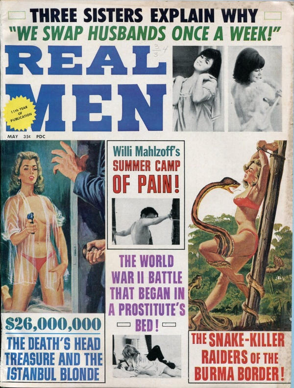 Real Men May 1966