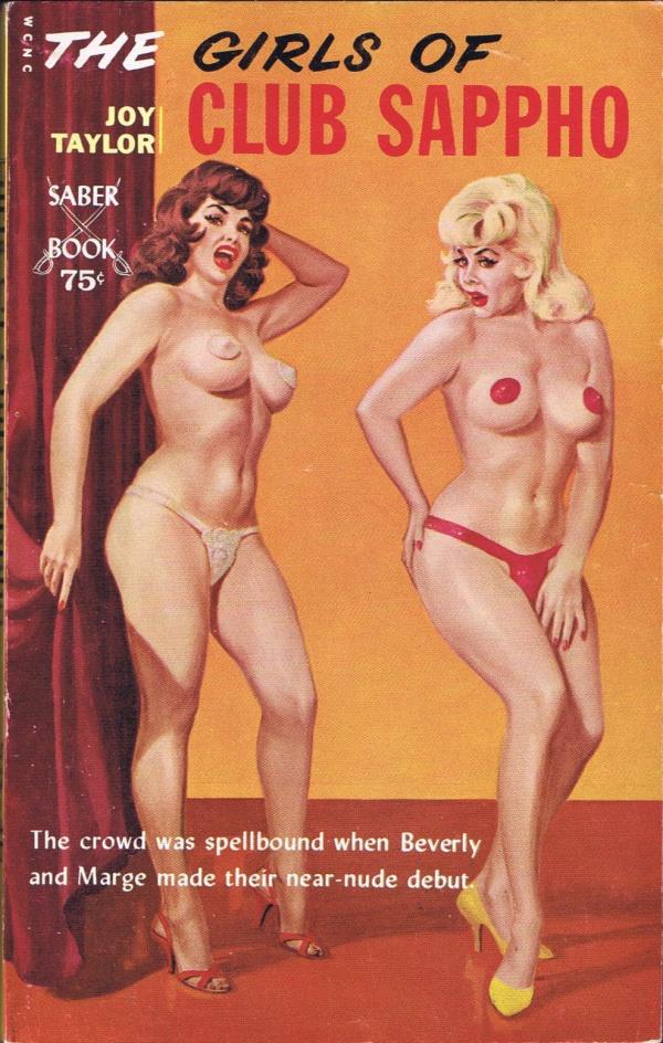 Saber Book #SA-36 1963