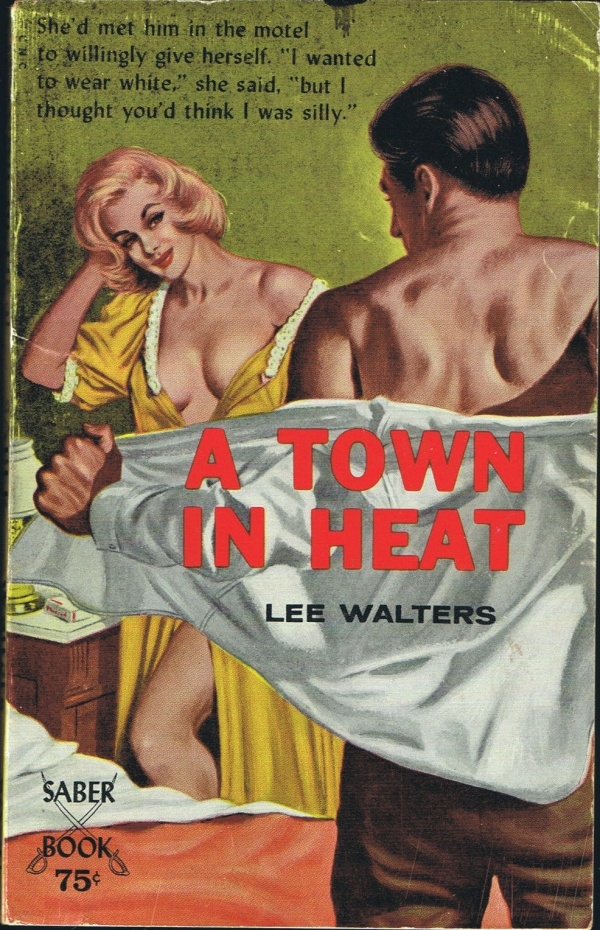 Saber Book #SA-41 1963