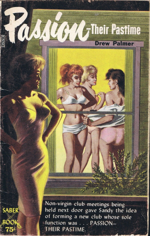 Saber Book #SA-72 1964