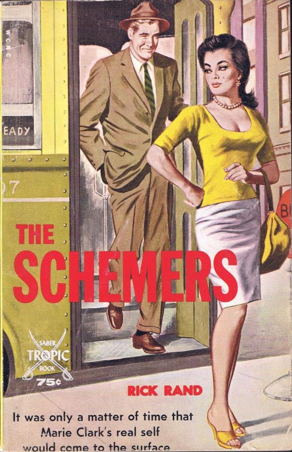 Saber Tropic Book 930 1966