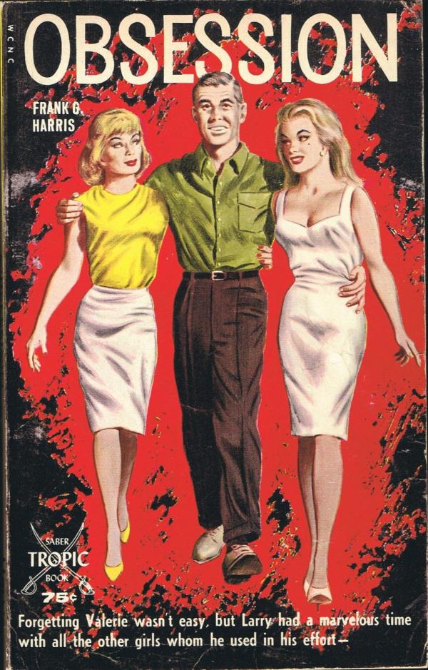 Saber Tropic Book #942 1967