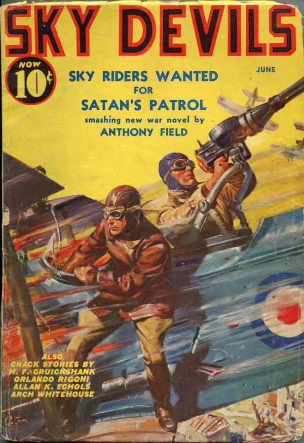 Sky Devils June 1939