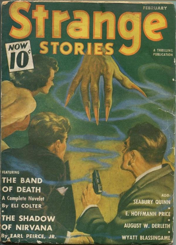 Strange Stories February 1941