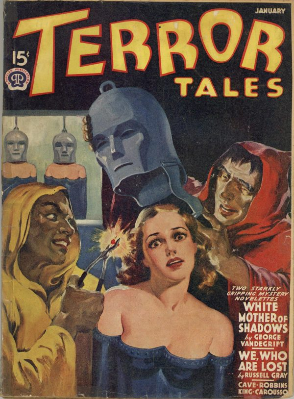 Terror Tales Jan 1941