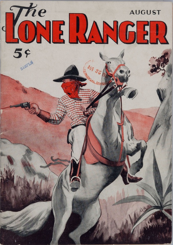 The Lone Ranger #1