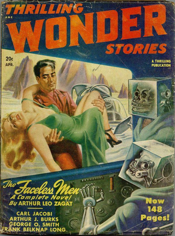Thrilling Wonder April 1948
