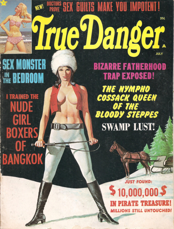 True Danger, 1968