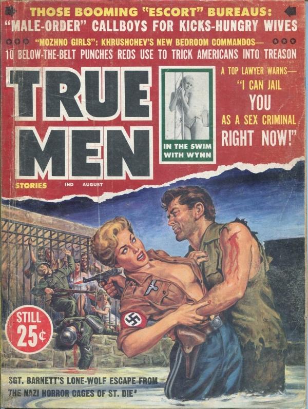 True Men August 1963
