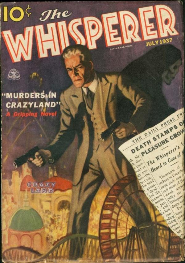 Whisperer July 1937