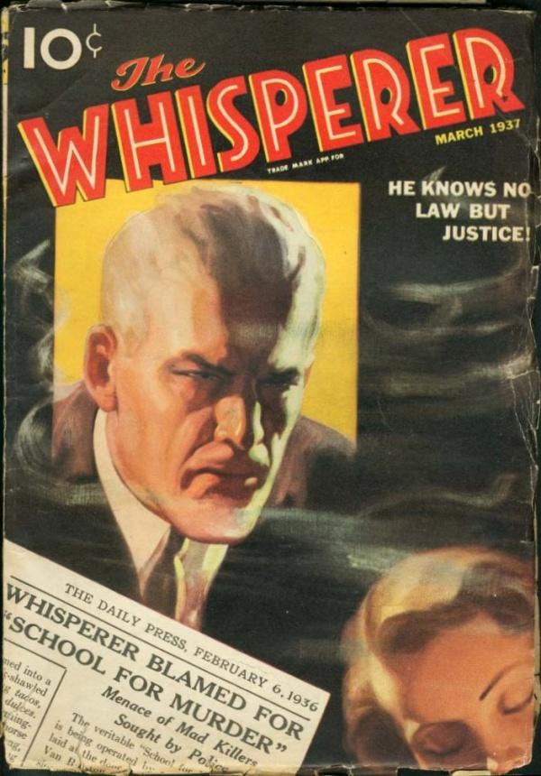 Whisperer March 1937
