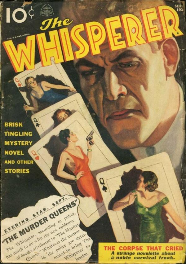 Whisperer September 1937