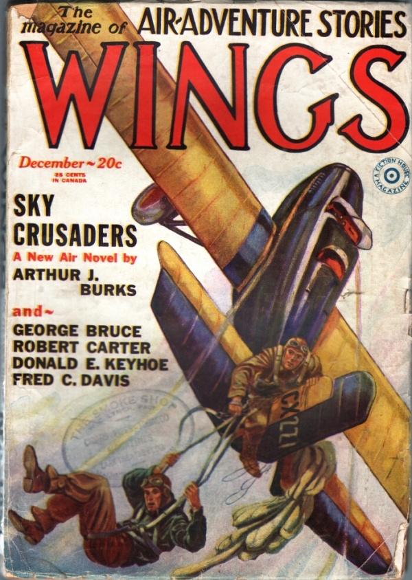 Wings December 1929