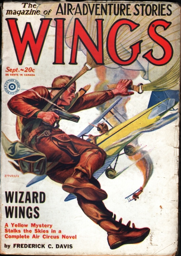 Wings September 1929