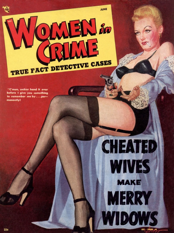 Women in Crime June 1948