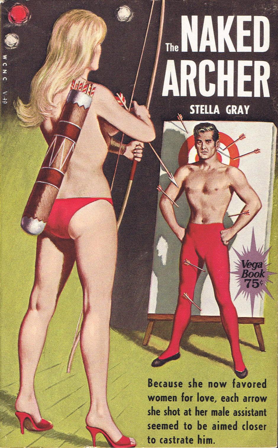 Naked male archers 8