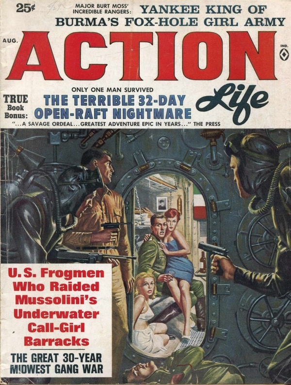 ACTION LIFE Aug 1963