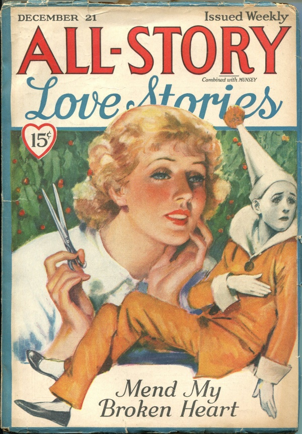 All-Story Love Stories December 1935