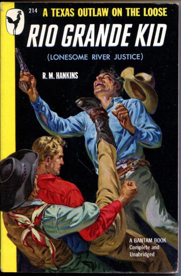 Bantam #214, 1949