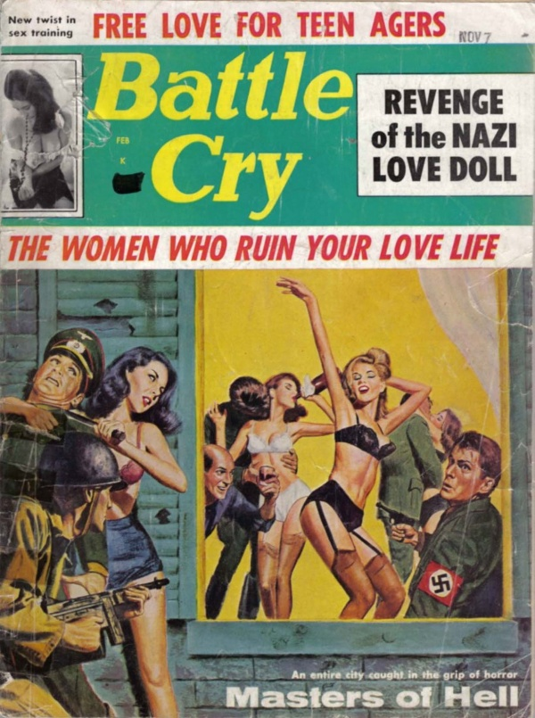 Battle Cry February 1964