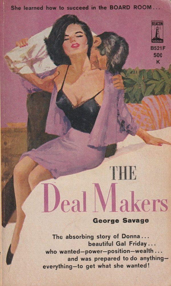 Beacon Books B521F, 1962