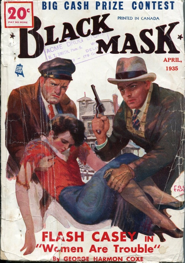Black Mask April 1935