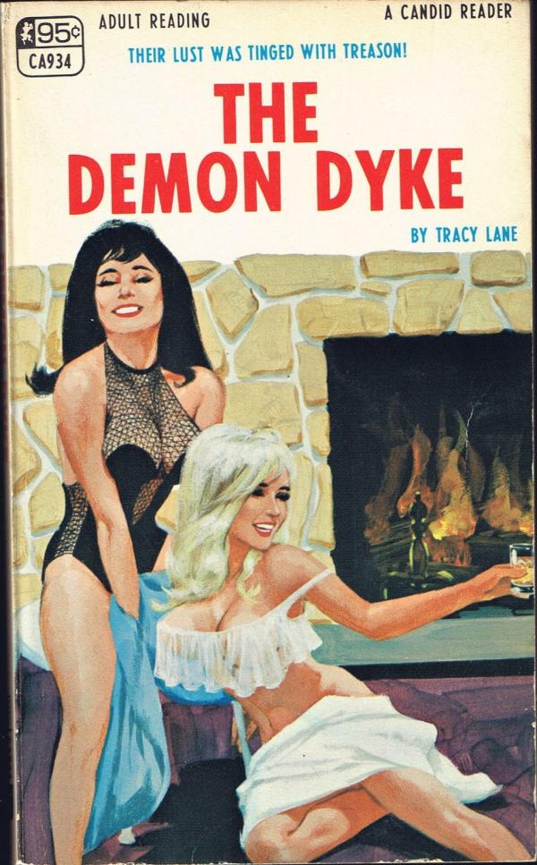 Candid Reader #CA934 1968