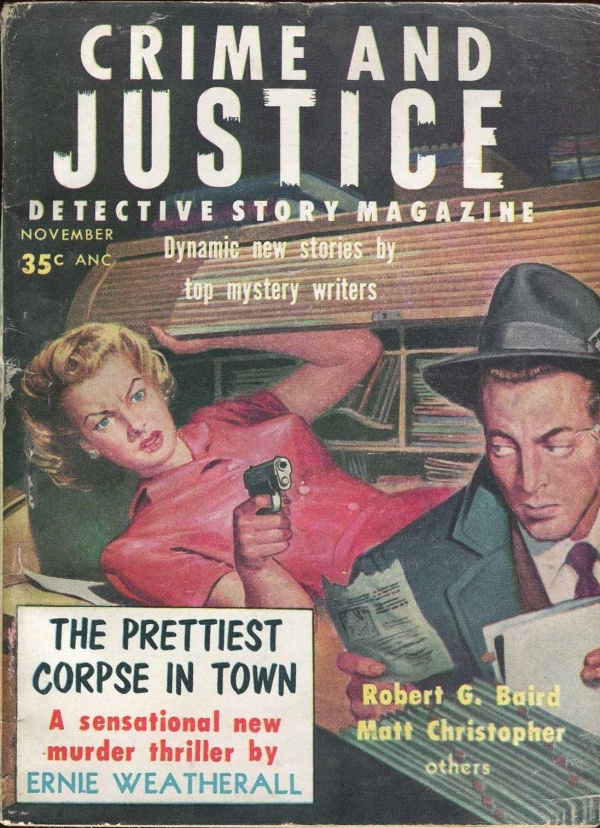 Crime And Justice November 1956