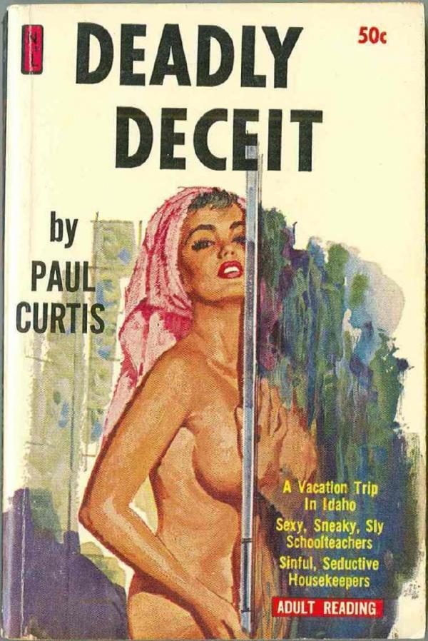Deadly Deceit # U-178 1961