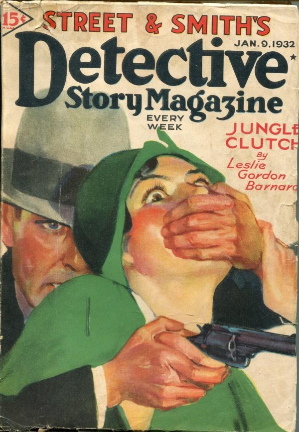 Detective Story January 9 1932