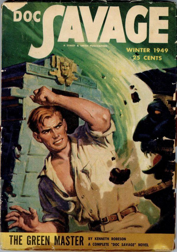 Doc Savage Jan 1949