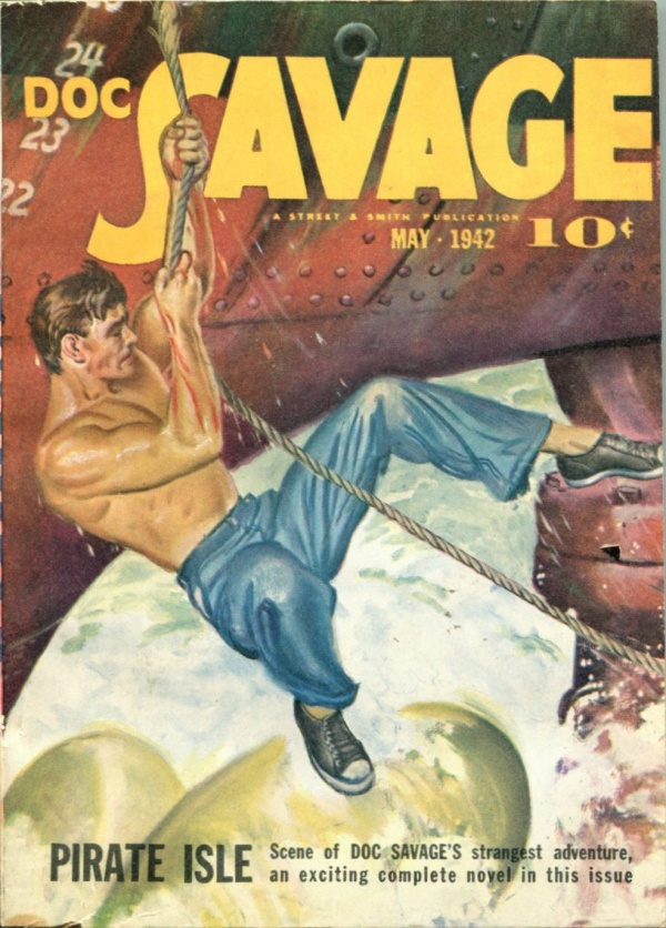 Doc Savage May 1942