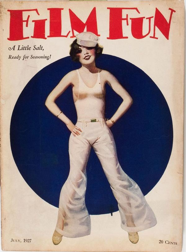 Film Fun July 1927