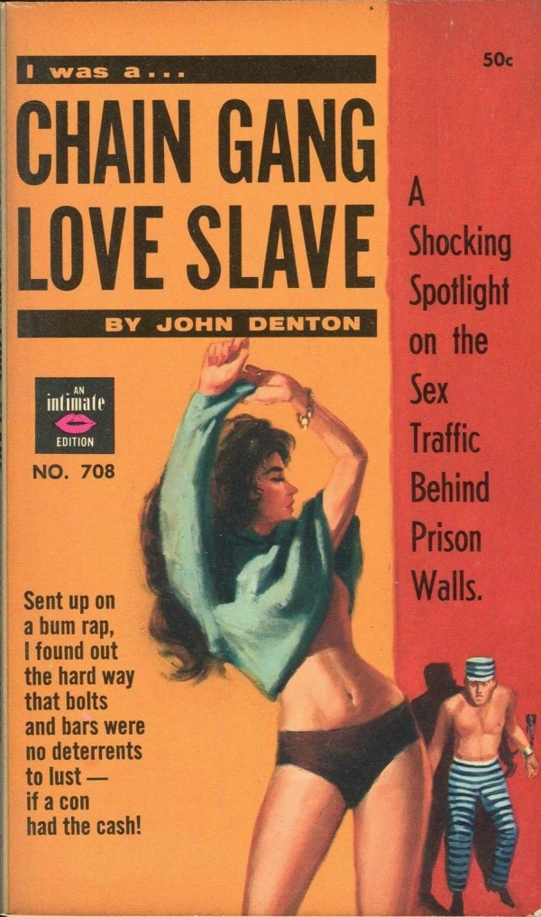 Intimate Edition 708 1962