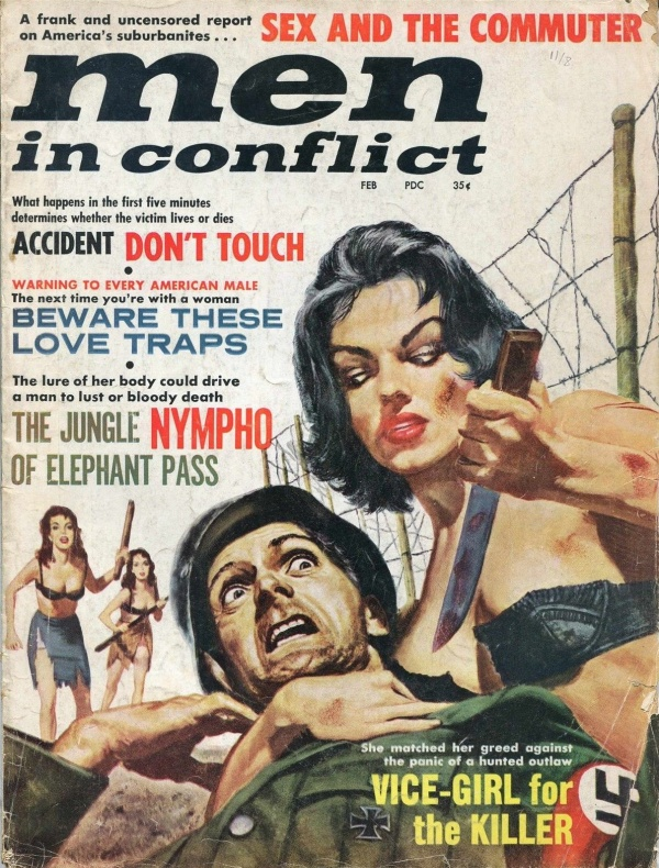 MEN IN CONFLICT February 1963