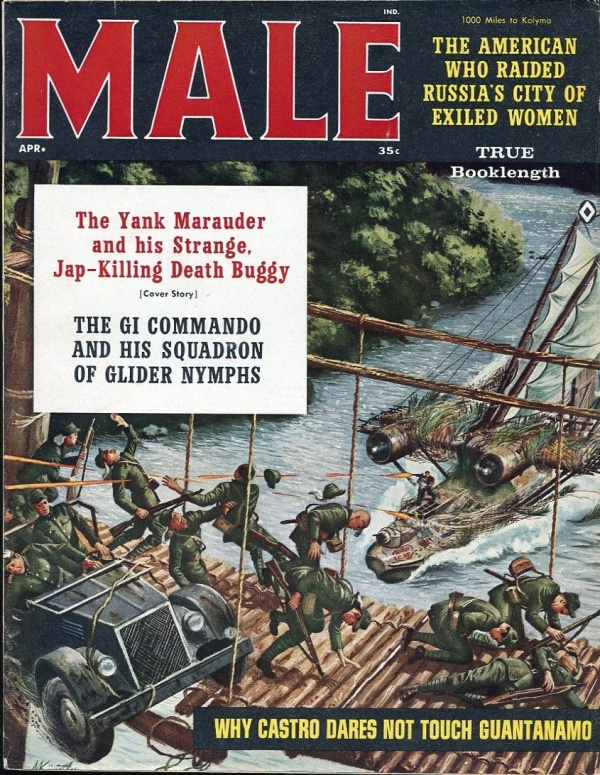 Male April 1961