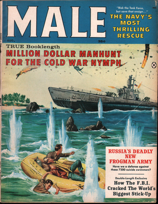 Male August 1962