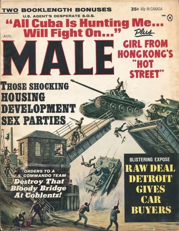 Male August 1964