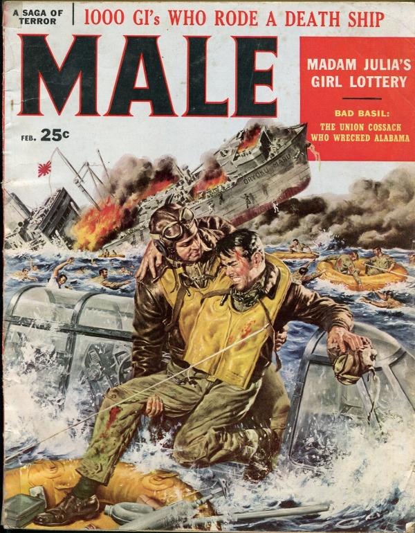 Male February 1958