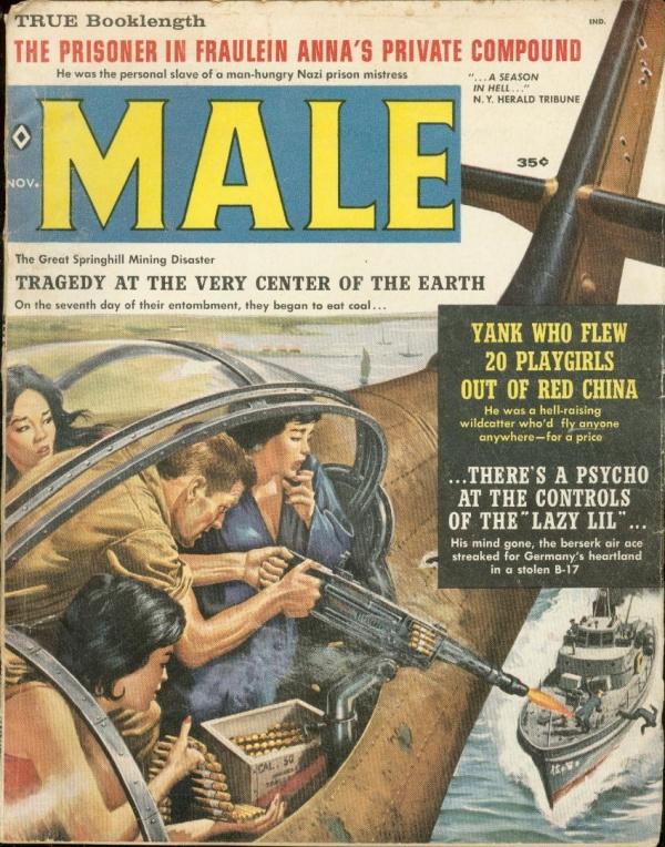 Male November 1960