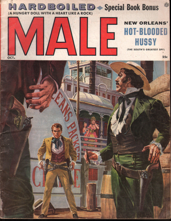 Male October 1956