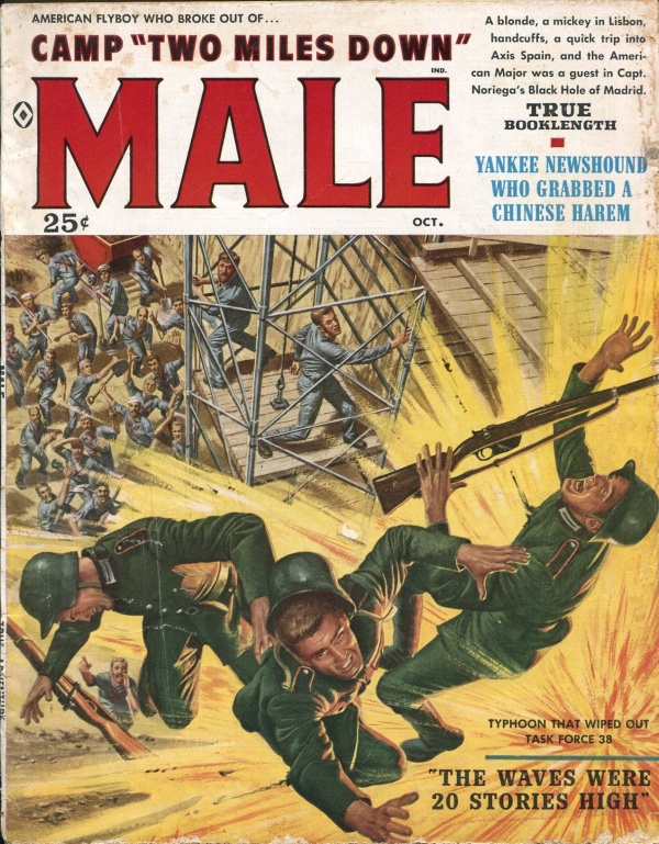 Male October 1959